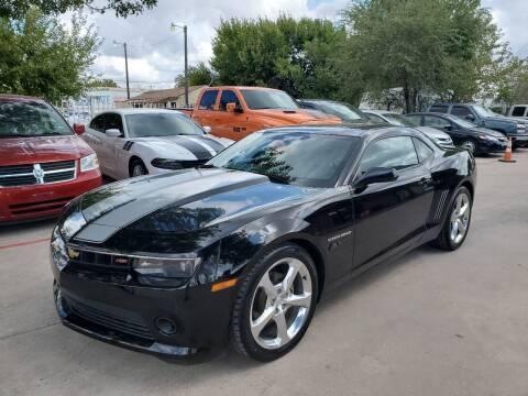 2014 Chevrolet Camaro for sale at Star Autogroup, LLC in Grand Prairie TX