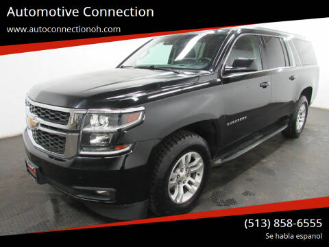 2015 Chevrolet Suburban for sale at Automotive Connection in Fairfield OH