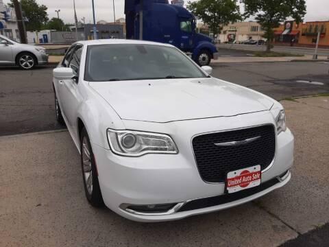 2017 Chrysler 300 for sale at United Auto Sales of Newark in Newark NJ