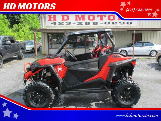 2016 Polaris RAZOR for sale at HD MOTORS in Kingsport TN