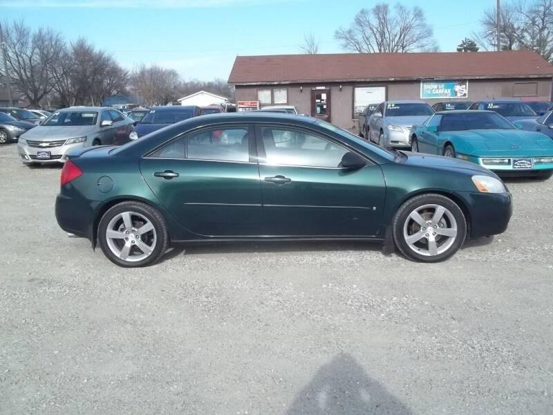 2006 Pontiac G6 for sale at BRETT SPAULDING SALES in Onawa IA
