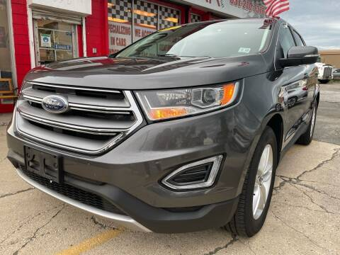 2016 Ford Edge for sale at AUTORAMA SALES INC. - Farmingdale in Farmingdale NY