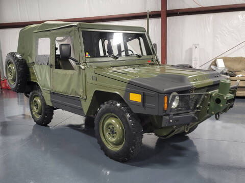 1985 Volkswagen Iltis for sale at Rare Exotic Vehicles in Asheville NC