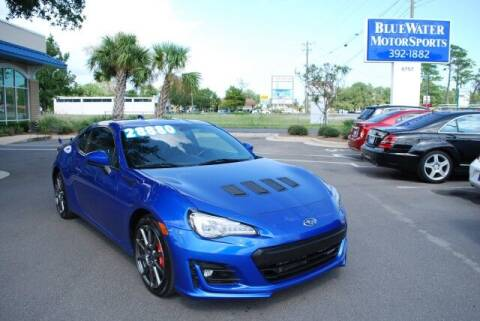 2019 Subaru BRZ for sale at BlueWater MotorSports in Wilmington NC