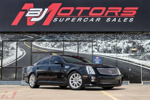2009 Cadillac STS-V for sale at BJ Motors in Tomball TX