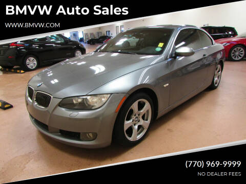 2007 BMW 3 Series for sale at BMVW Auto Sales in Union City GA