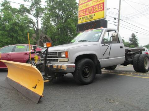 1991 Chevrolet C/K 3500 Series for sale at GREG'S EAGLE AUTO SALES in Massillon OH