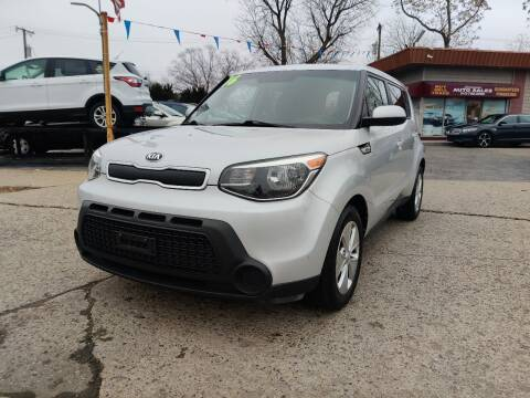 2016 Kia Soul for sale at Lamarina Auto Sales in Dearborn Heights MI