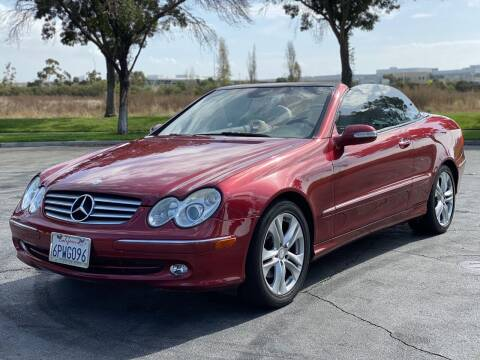 2005 Mercedes-Benz CLK for sale at Silmi Auto Sales in Newark CA