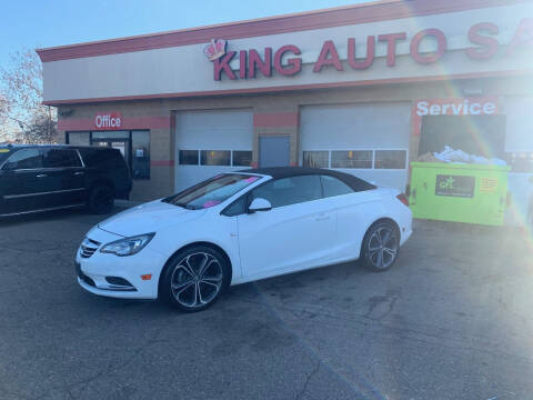2016 Buick Cascada for sale at KING AUTO SALES  II in Detroit MI