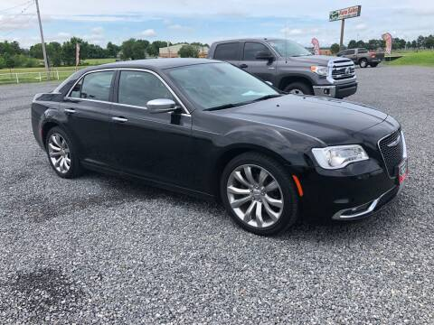 2018 Chrysler 300 for sale at RAYMOND TAYLOR AUTO SALES in Fort Gibson OK