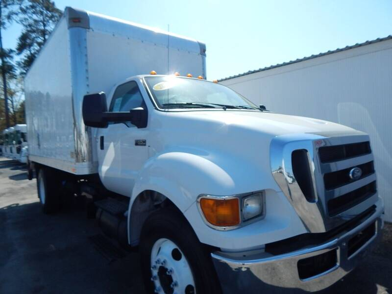 2013 Ford F-650 Super Duty for sale at Vail Automotive in Norfolk VA