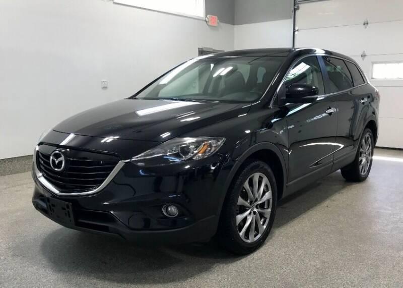 2014 Mazda CX-9 for sale at B Town Motors in Belchertown MA