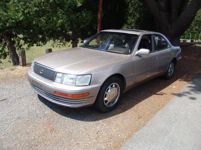 1993 Lexus LS 400 for sale in Shoreline, WA