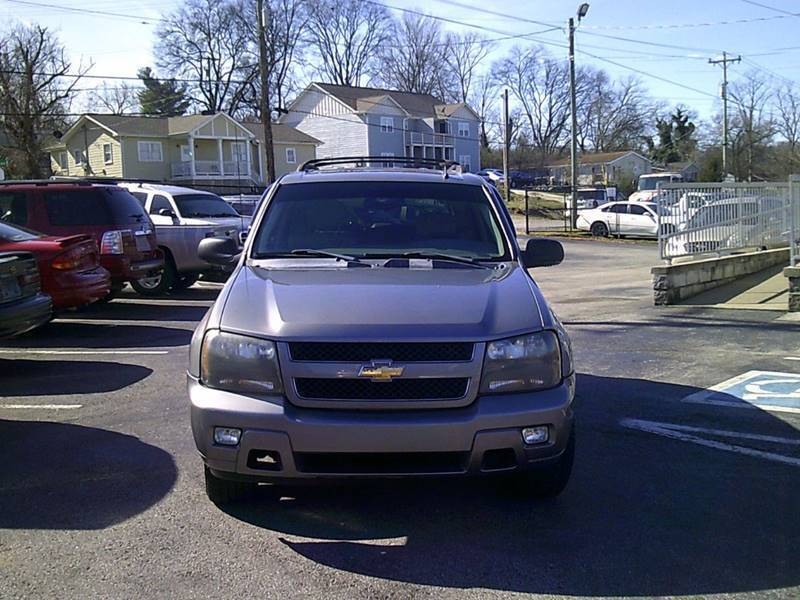 2007 Chevrolet TrailBlazer for sale at Mitchell Motor Company in Madison TN