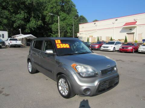 2013 Kia Soul for sale at Auto Bella Inc. in Clayton NC