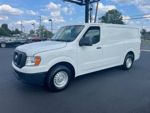 2016 Nissan NV Cargo for sale at State Road Truck Sales in Philadelphia PA
