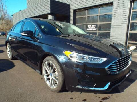 2019 Ford Fusion for sale at Carena Motors in Twinsburg OH