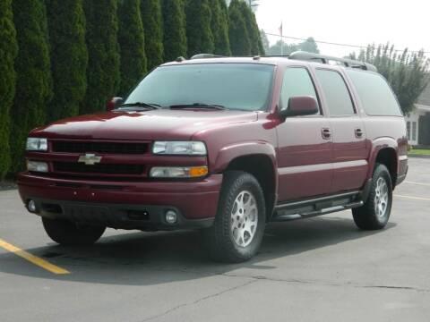 2004 Chevrolet Suburban for sale at C & V Auto Sales & Service in Moses Lake WA