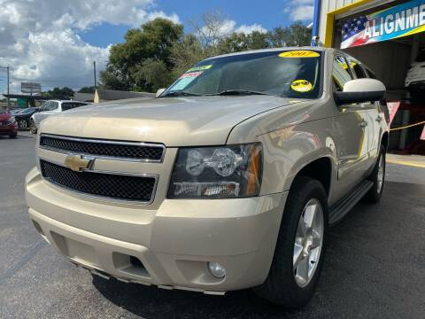 2007 Chevrolet Tahoe for sale at RoMicco Cars and Trucks in Tampa FL