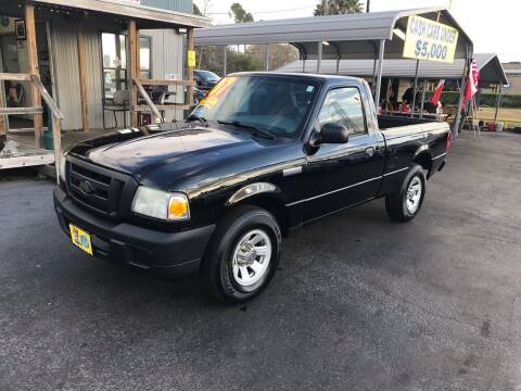 2007 Ford Ranger for sale at Texas 1 Auto Finance in Kemah TX