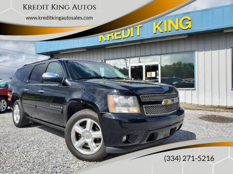 2007 Chevrolet Suburban for sale at Kredit King Autos in Montgomery AL
