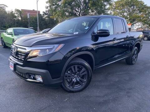2019 Honda Ridgeline for sale at Sonias Auto Sales in Worcester MA
