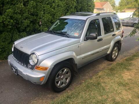 2007 Jeep Liberty for sale at Dave's Auto Body in New Brunswick NJ