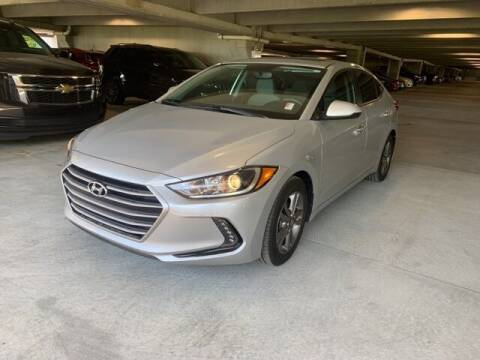 2018 Hyundai Elantra for sale at Southern Auto Solutions-Jim Ellis Hyundai in Marietta GA