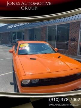 2014 Dodge Challenger for sale at Jones Automotive Group in Jacksonville NC