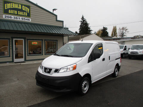 2018 Nissan NV200 for sale at Emerald City Auto Inc in Seattle WA