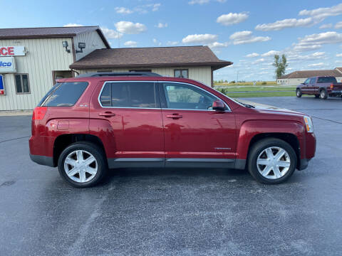 2011 GMC Terrain for sale at Pro Source Auto Sales in Otterbein IN