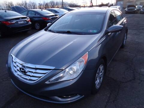 2011 Hyundai Sonata for sale at All State Auto Sales in Morrisville PA