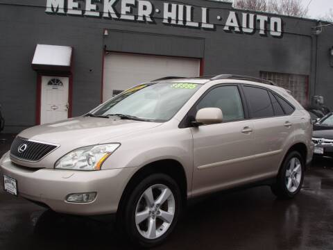 2006 Lexus RX 330 for sale at Meeker Hill Auto Sales in Germantown WI