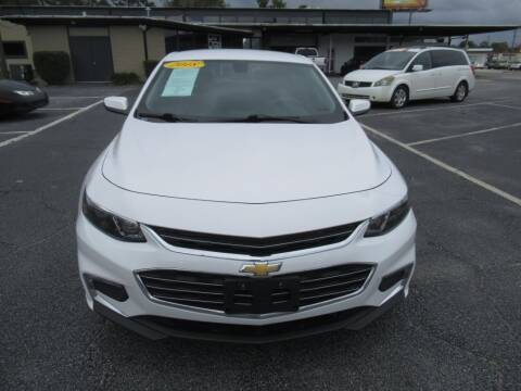 2018 Chevrolet Malibu for sale at Maluda Auto Sales in Valdosta GA