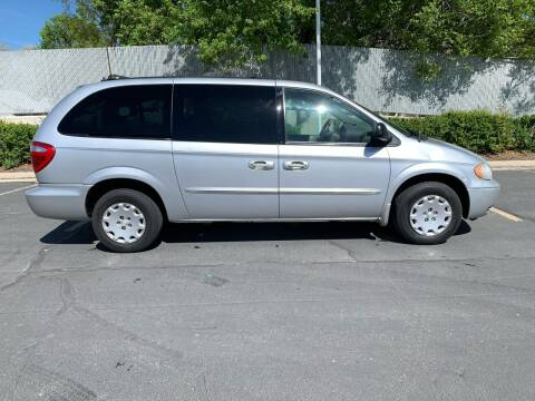 2003 Chrysler Town and Country for sale at BITTON'S AUTO SALES in Ogden UT