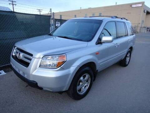 2006 Honda Pilot for sale at Capital Fleet  & Remarketing  Auto Finance in Columbia Heights MN