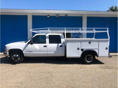 1998 Chevrolet C/K 3500 Series for sale at Khodas Cars in Gilroy CA