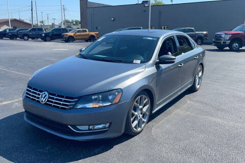 2015 Volkswagen Passat for sale at Imotobank in Walpole MA