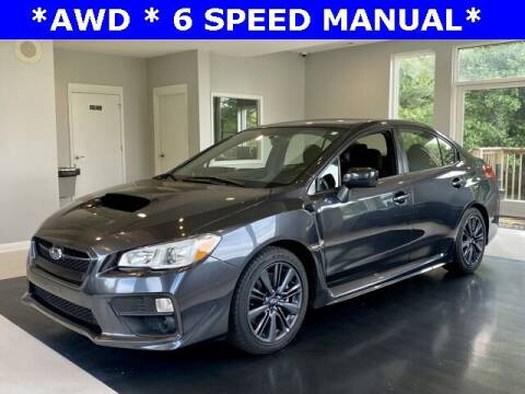 2017 Subaru WRX for sale at Ron's Automotive in Manchester MD