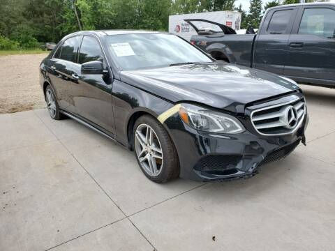 2016 Mercedes-Benz E-Class for sale at Don's Sport Cars in Hortonville WI