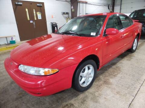 1999 Oldsmobile Alero for sale at Davidson Auto Deals in Syracuse IN