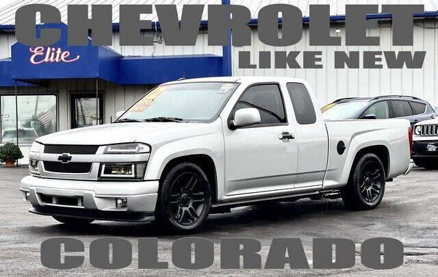 2012 Chevrolet Colorado for sale in Warren, MI
