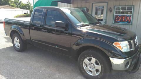 2006 Nissan Frontier for sale at Haigler Motors Inc in Tyler TX