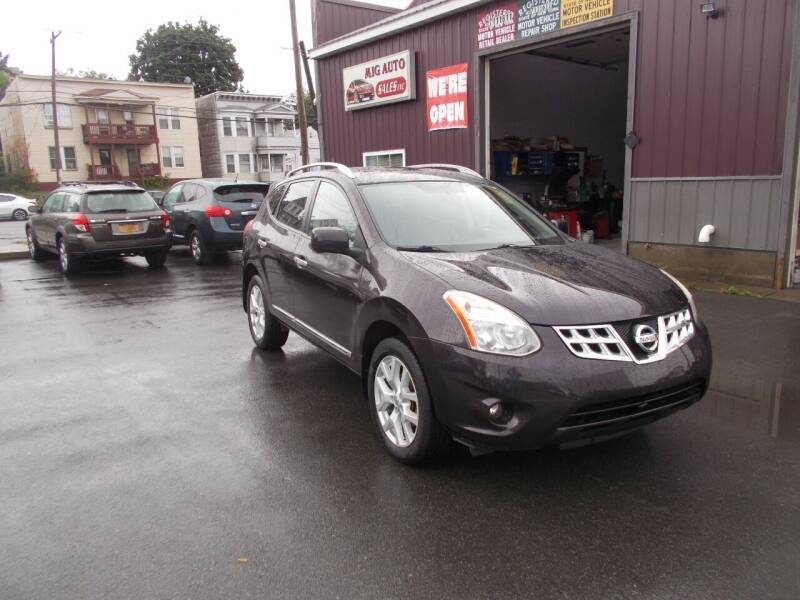 2012 Nissan Rogue for sale at Mig Auto Sales Inc in Albany NY