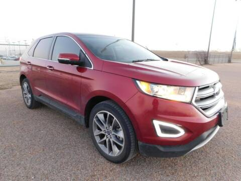 2016 Ford Edge for sale at Stanley Chrysler Dodge Jeep Ram Gatesville in Gatesville TX