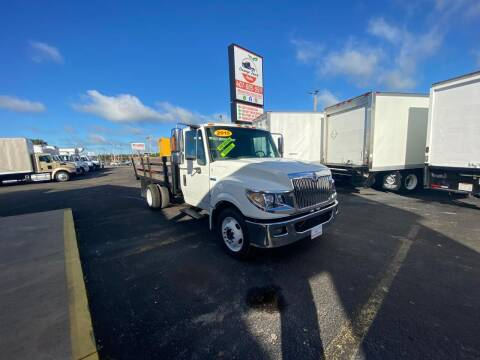 2015 International TerraStar for sale at Orange Truck Sales in Orlando FL