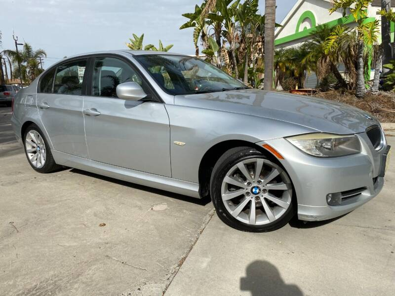 2011 BMW 3 Series for sale at Luxury Auto Lounge in Costa Mesa CA