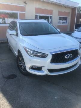 2016 Infiniti QX60 for sale at City to City Auto Sales in Richmond VA