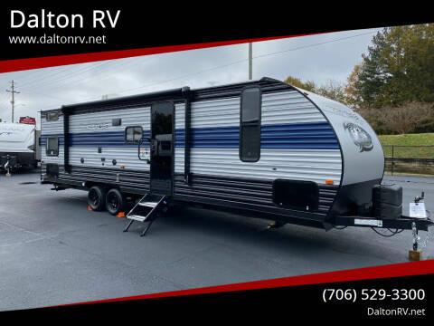 2021 Forest River Grey Wolf 28DT for sale at Dalton RV in Dalton GA